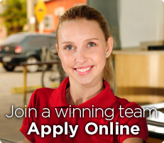 Join a winning team - Apply Online!