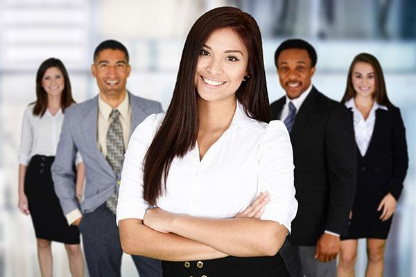 Careers Page Image - Diverse workforce