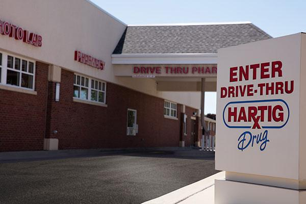 Photo of Drive-Thru at University Ave. location in Dubuque