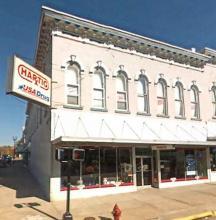Hartig Drug - Independence, Iowa exterior photo