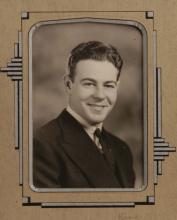 Ken Hartig portrait