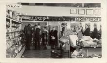 Hartig Post office - Main St. - 1942