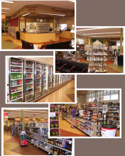 JFK location interior image collage